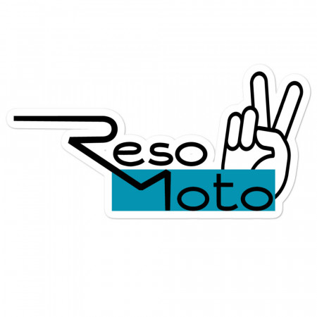 Sticker ResoMoto V