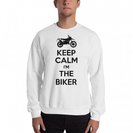 Pull Keep Calm I'm The Biker