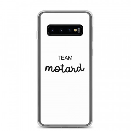 Coque Samsung Team Motard