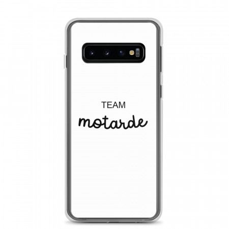 Coque Samsung Team Motarde