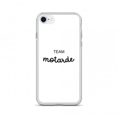 Coque iPhone Team Motarde