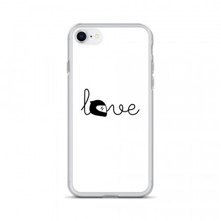 Coque iPhone Love Casque